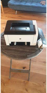 LaserJet CP1025 color