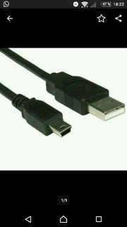USB auf Mini USB Kabel