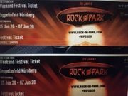 Festival-Ticket Rock Im Park 2020