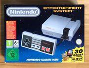 Nintendo Classic Mini NES NEU