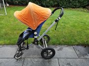 Bugaboo cameloen Buggy in orange
