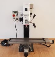 CNC-Fräse Optimum BF20L Vario mit