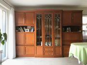 Wohnzimmerschrank Schrankwand Kirschbaum