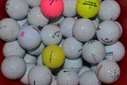 100 gebrauchte Golfbälle Versand möglich