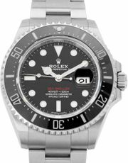 2018 Rolex Sea-Dweller 126600 Stahl