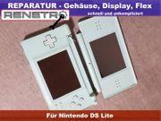 Nintendo DS Lite Reparatur Gehäuse
