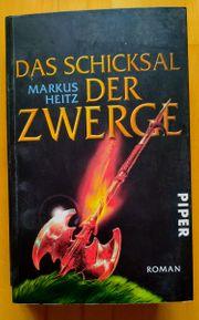 Buch Das Schicksal der Zwerge -