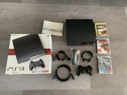 Sony Playstation PS3 Slim in