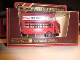 Bild 4 - 45 Matchbox Modellautos Models of - Gaggenau