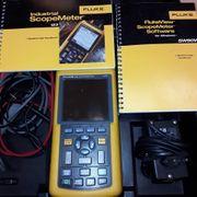 Fluke - Industrial ScopeMeter 123