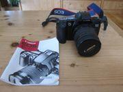 Analoge Spiegelreflexkamera CANON EOS 500