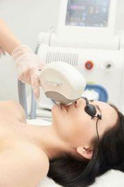 Laserschulung dauerhafte Haarentfernung mit IPL
