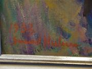 Gemälde auf Leinwand Bornholmer Maler