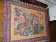 Teppich Wandbehang Zudecke
