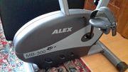Heimtrainer Hometrainer Ergometer ALEX MB-300