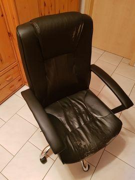 Schreibtischstuhl - Bürostuhl höhenverstellbar zu verkaufen: Kleinanzeigen aus Ispringen - Rubrik Büromöbel