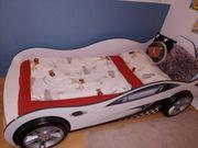 Rennauto- Kinderbett