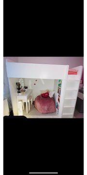 schönes Hochbett von Ikea