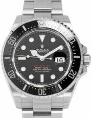 Rolex Sea-Dweller Stahl Automatik Uhr