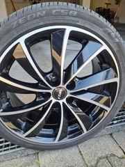 Alufelgen mit Reifen Seat Audi