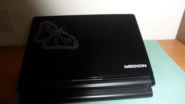 Laptop - Medion Akoya S2210 schwarz -