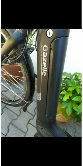 Damen-Fahrräder - Gazelle Grenoble C7 Elite E-Bike