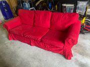 Ikea Ektrop 3-er Sofa