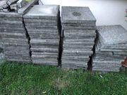 Gartenplatten