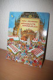 Wimmelweihnachtsbuch