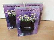 3x Blumenhalter