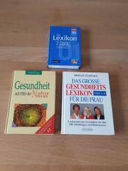 ACHTUNG 2 Gesundheitsbücher 1 Lexikon