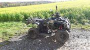 Hercules ATV-50R Quad 50ccm Neuwertig