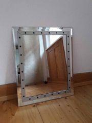 Spiegel Garderobe Bad