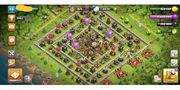 Clash Of Clans Rathaus 11