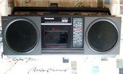Panasonic Cassettenradio RX 4922 L