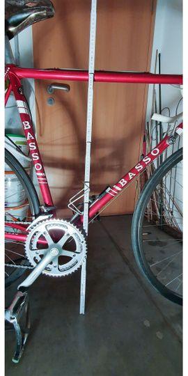 Basso Rennrad 1991 - Shimano 105 -: Kleinanzeigen aus Neuhausen - Rubrik Mountain-Bikes, BMX-Räder, Rennräder