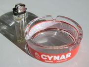 CYNAR - Aschenbecher der 80er Jahre
