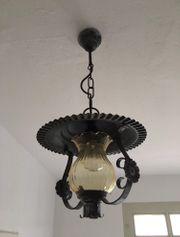 Hängelampe Deckenlampe antik
