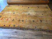 Indischer Woll Teppich