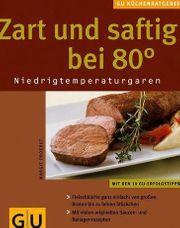 GU Kochbuch 80 Grad Methode -