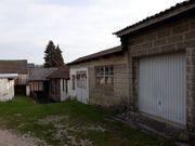 Lagerhallen in Ladendorf zu vermieten