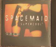 Spacemaid - Supercool - CD Album 1997