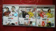 PlayStation 3 Spiele Fifa 9