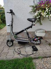 e- Scooter 24V Elektro Roller