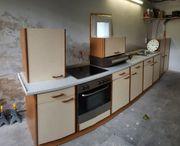 Küche zu verschenken Einbauküche Küchenzeile