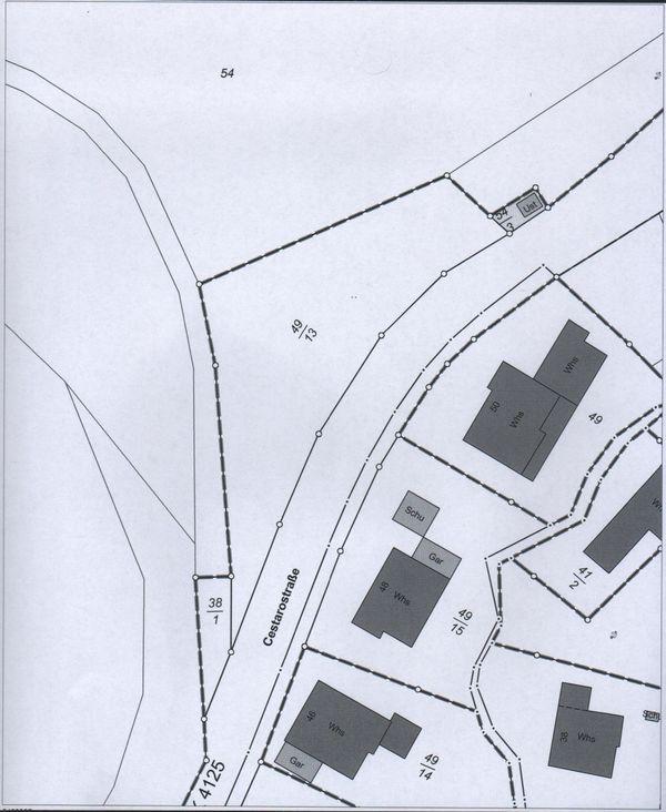 Kapitalanlage Wiesenfläche Freizeitgrundstück Bauerwartungsland 937qm