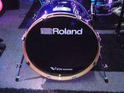 E Drumkick 22 Pearl-Roland