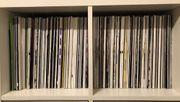 Plattensammlung Elektronische Musik 560 Stk
