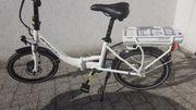 Elektro Faltrad 20 Zoll Absolut