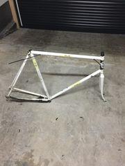 Vintage Rennrad Rahmen